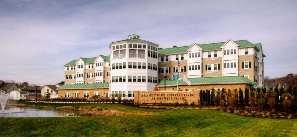 Brandywine Senior Living Facility